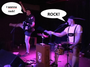 I wanna rock - PoPo